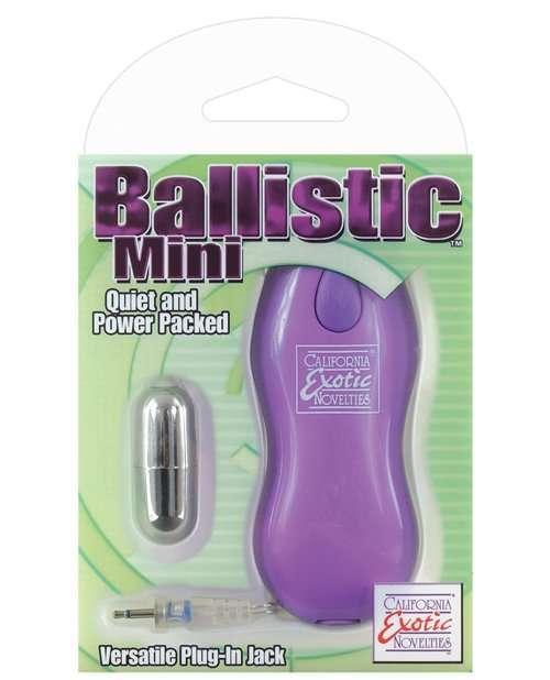 Ballistic Mini w/Purple Controller