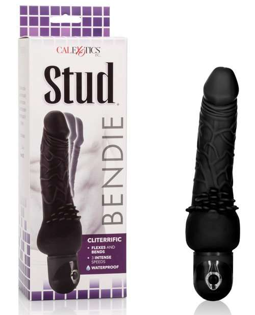 Bendie Power Stud Cliteriffic - Black