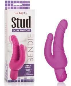 Bendie Power Stud Over & Under - Pink