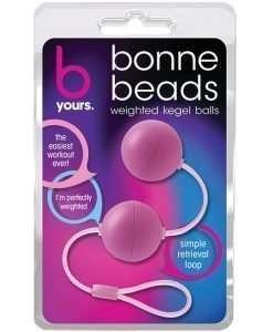 Blush B Yours Bonne Beads - Pink