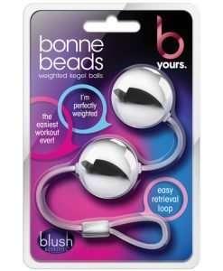Blush B Yours Bonne Beads - Silver