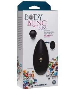 Body Bling Bliss Mini Vibe  - Silver