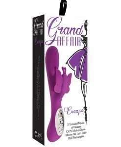 Curve Novelties Grand Affair Escape - Royal Purple