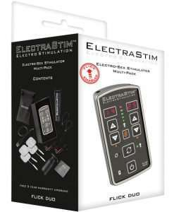 ElectraStim Flick Duo Stimulator Multi Pack EM80-M