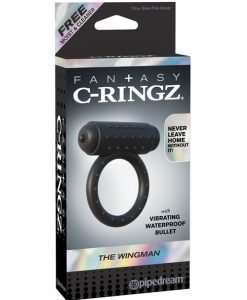 Fantasy C-Ringz The Wingman - Black