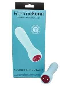Femme Funn Booster Bullet - Light blue
