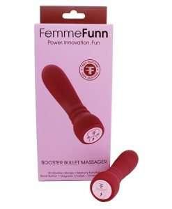 Femme Funn Booster Bullet - Maroon
