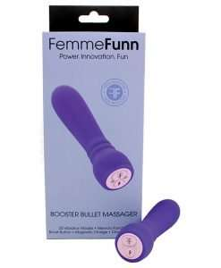 Femme Funn Booster Bullet - Purple