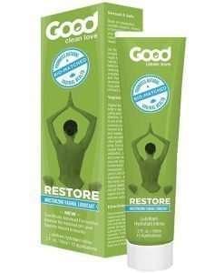 Good Clean Love Bio Match Restore Moisturizing Personal Lubricant - 2 oz