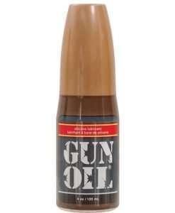 Gun Oil - 4 oz