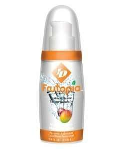 ID Frutopia Natural Lubricant - 3.4 oz Mango Passion