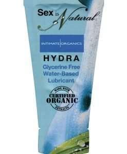 Intimate Earth Hydra Natural Glide 3ml Foil - 3 ml Foil