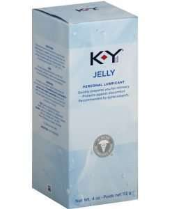 K-Y Jelly - 4 oz