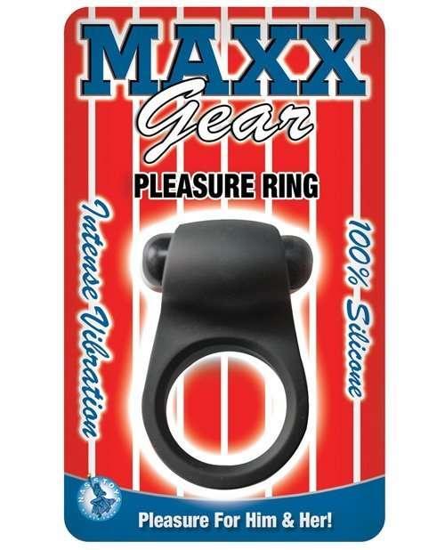 Maxx Gear Pleasure Ring - Black