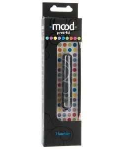 Mood 7 Function Bullet Small - Black