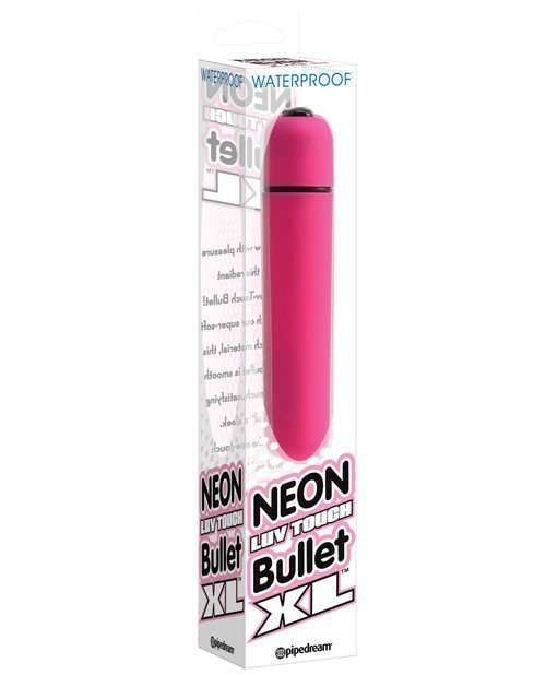 Neon Luv Touch Bullet XL - Pink