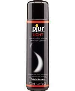 Pjur Original Light Silicone Personal Lubricant - 100 ml Bottle