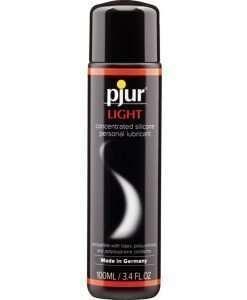Pjur Original Light Silicone Personal Lubricant - 100 ml Bottle