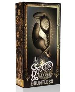 Rocks Off Dr. Rocco's Dauntless - Metalic