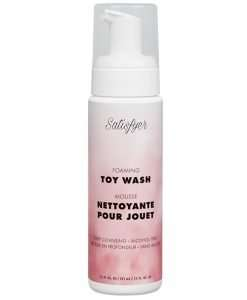 Satisfyer Womens Foaming Toy Wash - 7.5 oz
