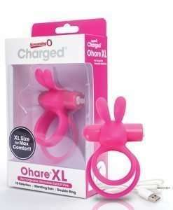 Screaming O Charged Ohare XL Mini Vibe - Pink