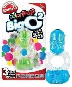 Screaming O Color Pop Big O 2 - Asst. Colors