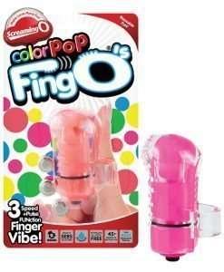 Screaming O Color Pop FingO - Asst. Colors