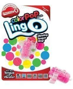 Screaming O Color Pop Quickie LingO - Pink