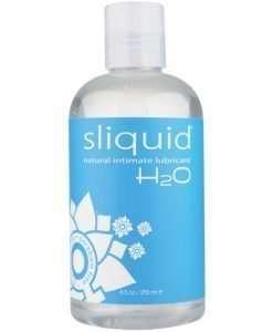 Sliquid H2O Intimate Lube Glycerine & Paraben Free - 8.5 oz