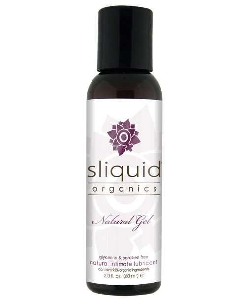 Sliquid Organics Natural Gel - 2 oz
