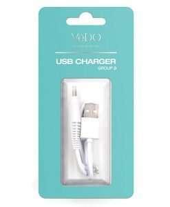 VeDO USB Charger - Group B White