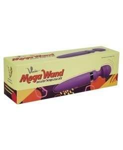 Voodoo Deluxe Mega Wand 28X - Purple