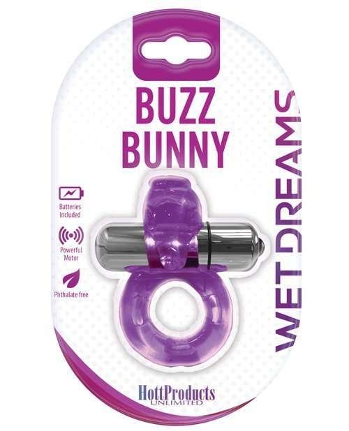 Wet Dreams Purrfect Pet Buzz Bunny - Purple