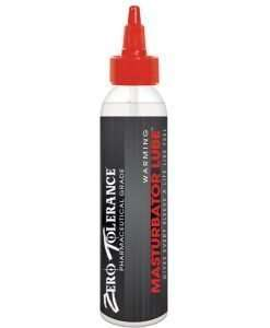 Zero Tolerance Warming Masturbator Lube - 2 oz
