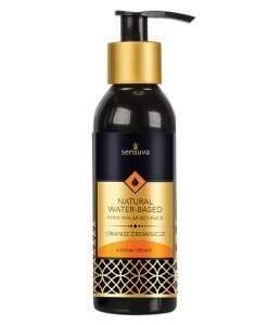 Sensuva Natural Water Based Personal Moisturizer - 4.23 oz Orange Creamsicle