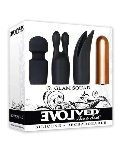 Evolved Glam Squad - Black/Copper
