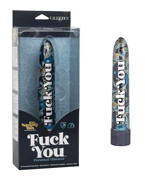 Naughty Bits Fuck You Personal Vibrator