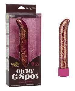 Naughty Bits Oh My G-Spot Vibrator