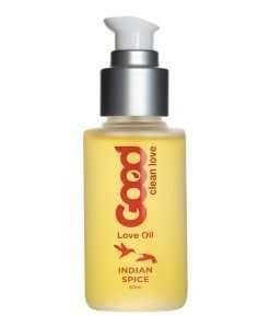 Good Clean Love Indian Spice Love Oil - 50 ml