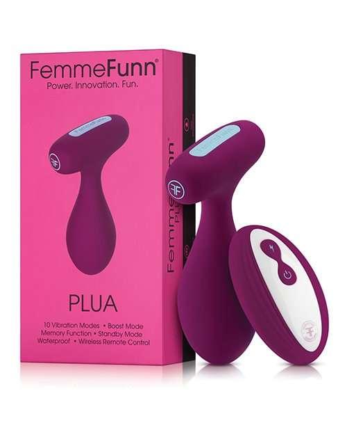 Femme Funn Plua - Dark Fuchsia