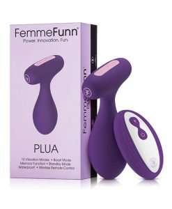 Femme Funn Plua - Dark Purple