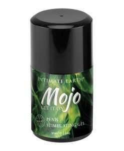 Intimate Earth Mojo Penis Stimulating Gel - 1 oz Niacin and Ginseng