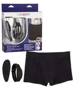 Remote Control Boxer Brief Set L/XL