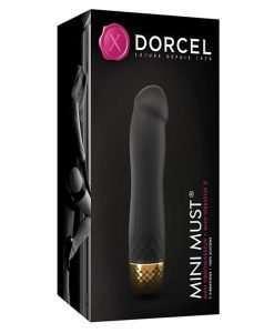 Dorcel Mini Must - Black/Gold