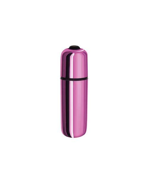 Erotic Toy Company Chrome Classics Bullet 7 Speed - Pink