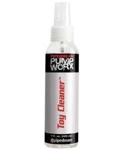 Pump Worx Toy Cleaner - 4 oz