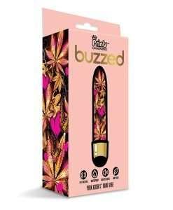 """Buzzed 5"""" Mini Vibe - Pink Kush"""
