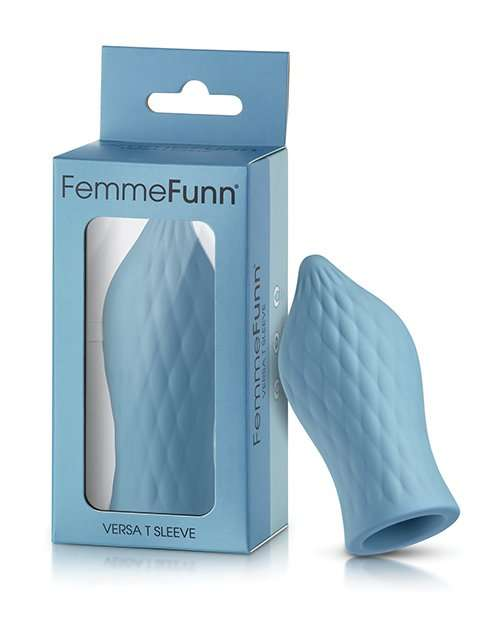 Femme Funn Versa Tongue Sleeve - Light Blue