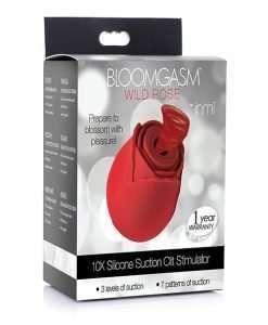 Inmi Bloomgasm Wild Rose - Red